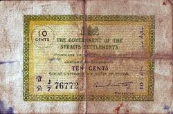 Imaginea #1 a 10 Cents 1920 (5. II.)