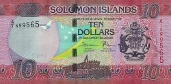10 Dolari ND (2017)