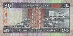 Image #2 of 20 Dollars 1997 (1. I.)