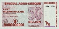 Imaginea #1 a 50 Billion Dollars (50 000 000 000) 2008 (15. V.)