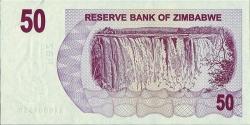 Imaginea #2 a 50 Dolari 2006 (1. VIII.) - Replacement note