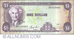 Imaginea #1 a 1 Dolar 1986 (1. III.)