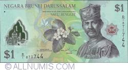 Imaginea #1 a 1 Rinngit / Dollar  2011