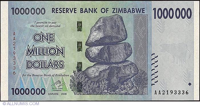 1 Million Dollars 2008