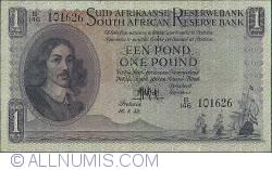 1 Pound 1952 (16. I.)
