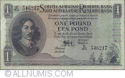 Imaginea #1 a 1 Pound 1953 (22. XII.)