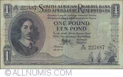 Imaginea #1 a 1 Pound 1955 (20. X.)