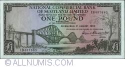 Imaginea #1 a 1 Pound 1963 (1. VIII.)
