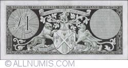 Imaginea #2 a 1 Pound 1963 (1. VIII.)