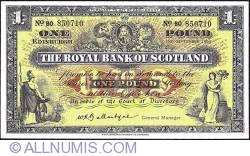 1 Pound 1963 (2nd. of September)