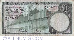 Imaginea #1 a 1 Pound 1969 (19. III.)