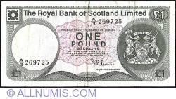 Imaginea #1 a 1 Pound 1972 (5. I.)