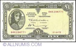 Imaginea #1 a 1 Pound 1975 (21. IV.)