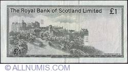 Image #2 of 1 Pound 1976 (3. V.)