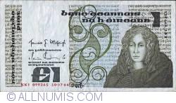 Imaginea #1 a 1 Pound 1984 (10. VII.)