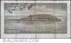 Imaginea #2 a 1 Pound ND (1969-1975)