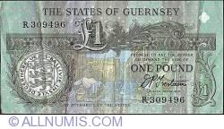 Image #1 of 1 Pound ND (ca. 1991-)