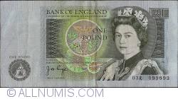 Image #1 of 1 Pound ND (1978-1980)