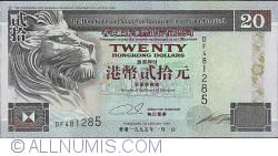 Image #1 of 10 Dollars 1995 (1. I.)