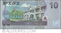 Imaginea #2 a 10 Dolari ND (2012)