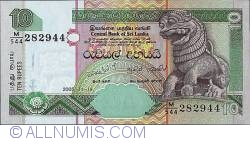 Image #1 of 10 Rupees 2005 (19. XI.)
