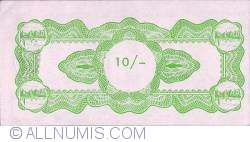 10 Shillings 1969 (10. XII.)