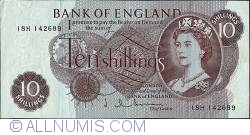 Image #1 of 10 Shillings ND (1962 -1966)