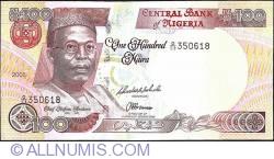 Imaginea #1 a 100 Naira 2005