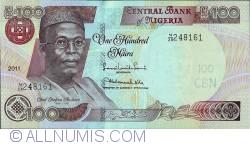 Imaginea #1 a 100 Naira 2011