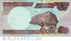 Imaginea #2 a 100 Naira 2011