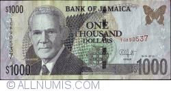 Imaginea #1 a 1 000 Dollars 2010 (15. I)