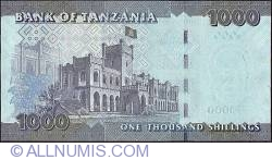 Image #2 of 1000 Shillings ND (2010)