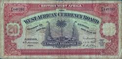 Image #1 of 20 Shillings 1937 (4. I.)