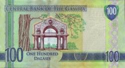 100 Dalasis ND (2015)