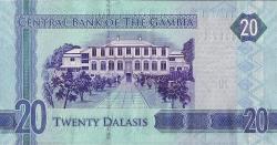 20 Dalasis ND (2015)