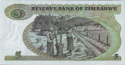 Imaginea #2 a 5 Dollars 1980