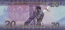 20 Dollars ND (2017)