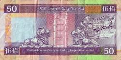Image #2 of 50 Dollars 1993 (1. I.)