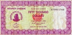 50 000 Dollars 2006 (1. II.)
