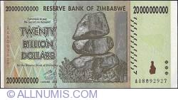 Imaginea #1 a 20 Billion Dollars 2008