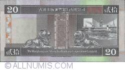 Image #2 of 20 Dollars 1994 (1. I.)