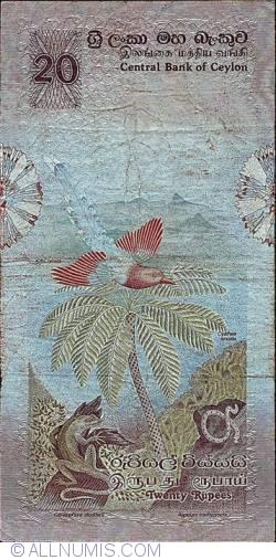 Imaginea #2 a 20 Rupees 1979 (26. III.)