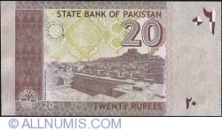 Imaginea #2 a 20 Rupii 2006
