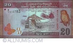 Image #1 of 20 Rupees 2010 (1. I.)