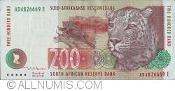 Imaginea #1 a 200 Rand ND(1999)