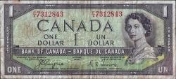 Image #1 of 1 Dollar 1954