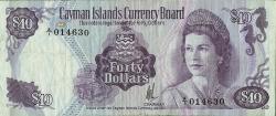 Image #1 of 40 Dollars L. 1974 (1981)