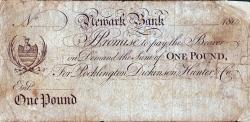 Image #1 of 1 Pound ND (1800-1809)