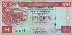 Image #1 of 100 Dollars 1994 (1. I.)