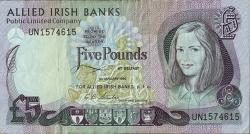 Image #1 of 5 Pounds 1990 (1. I.)